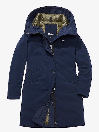 ANGELICA PADDED PARKA WITH HOOD
