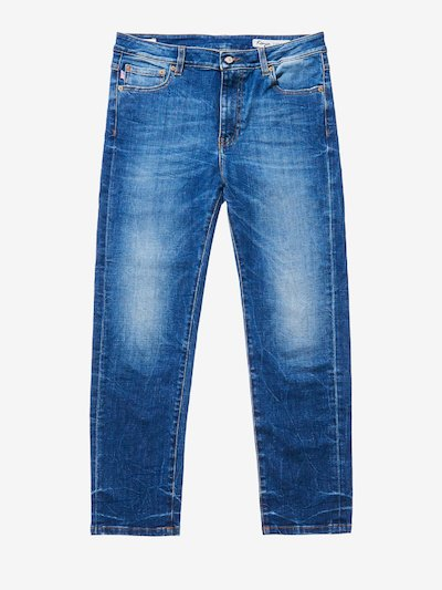 DENIM-STRETCH USED