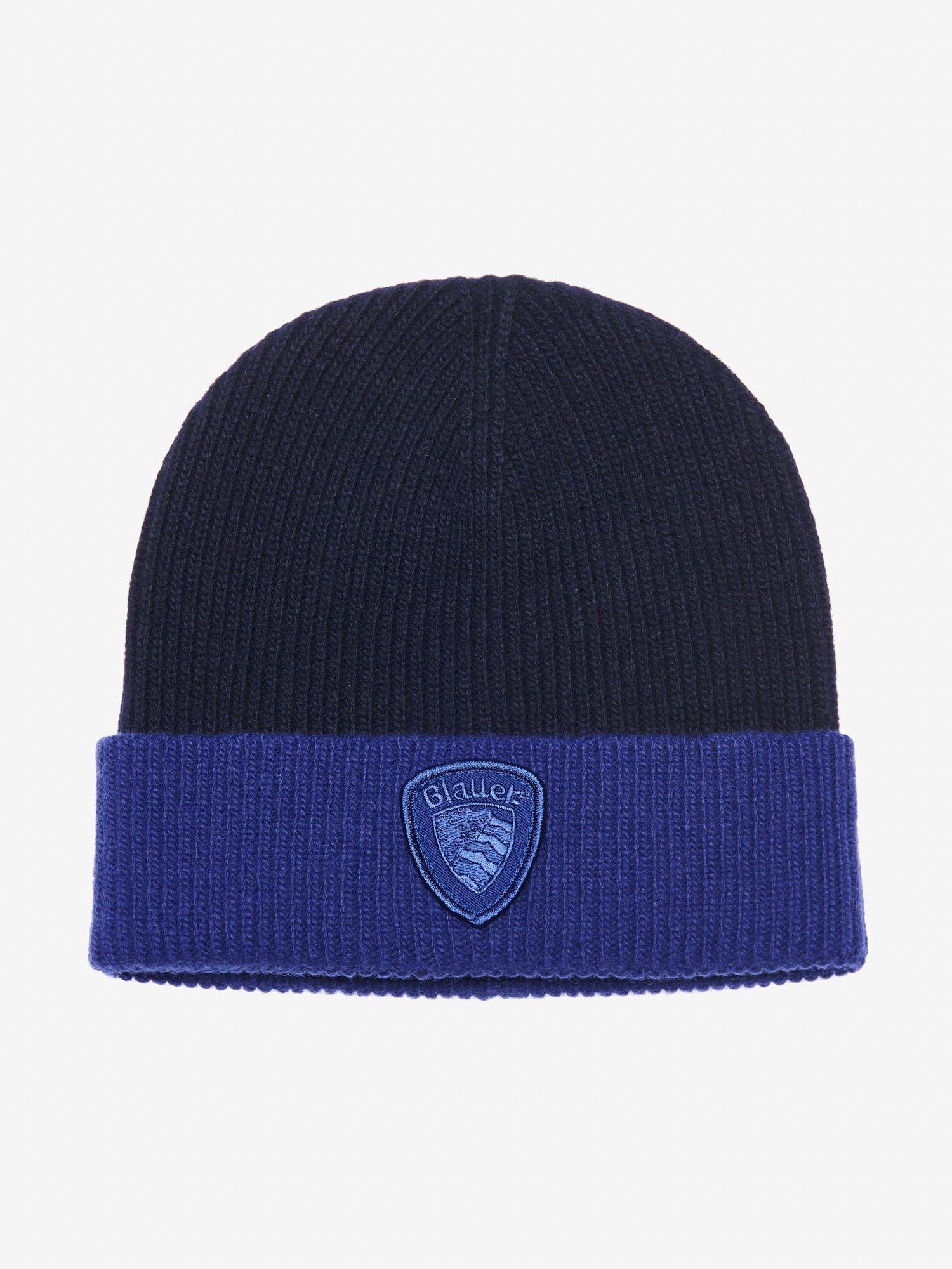 Blauer - TWO-TONE CAP - Dark Night Blue - Blauer