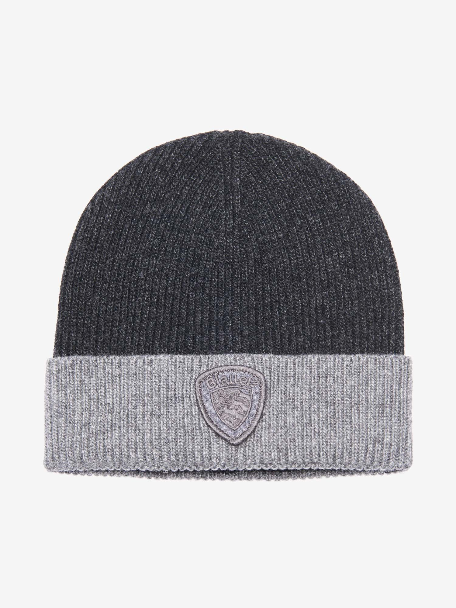 TWO-TONE CAP - Blauer