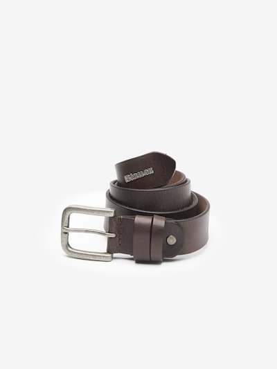 BELT WITH SATIN BUCKLE
