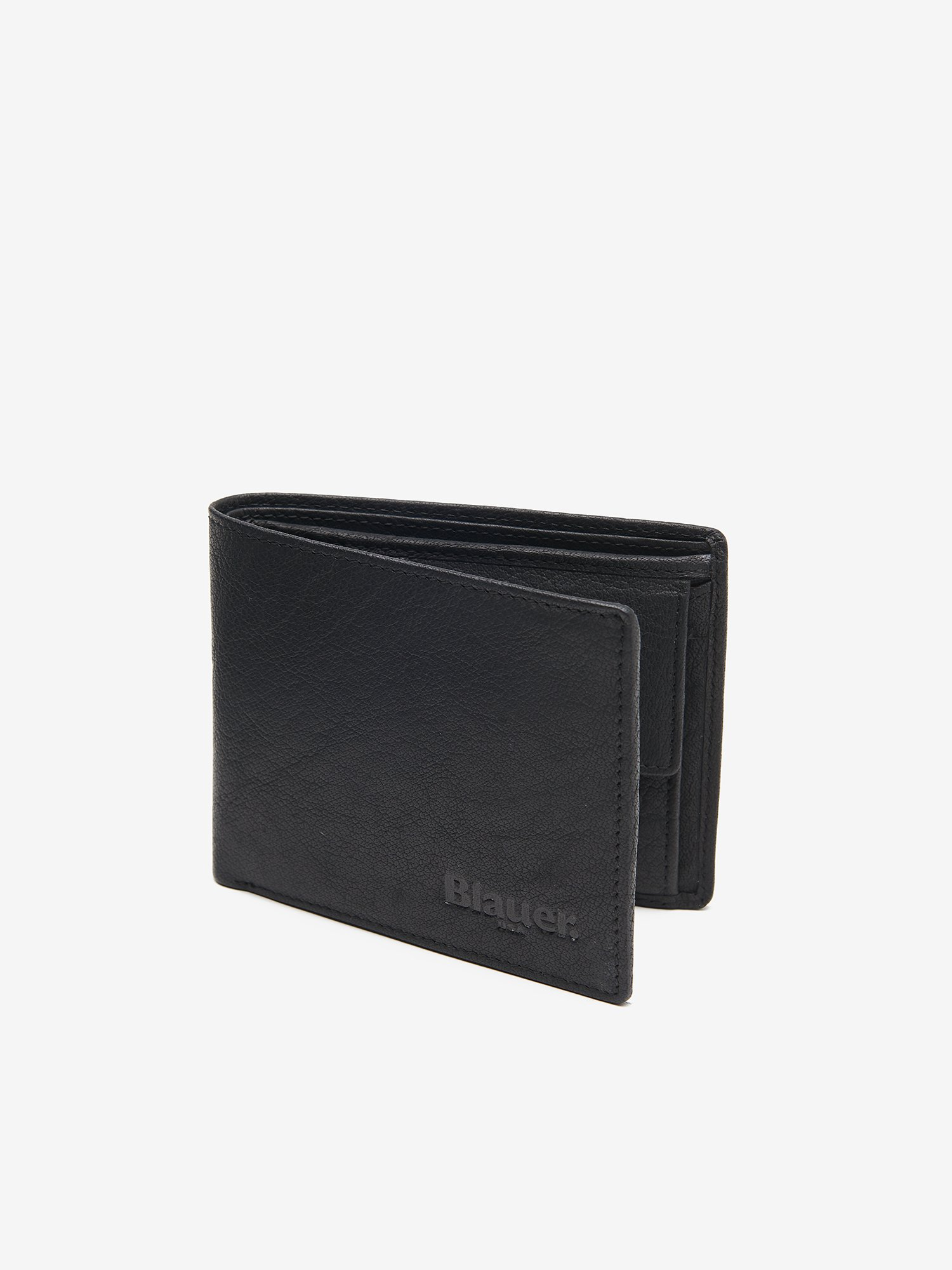 USED ​​TROPPER WALLET - Blauer