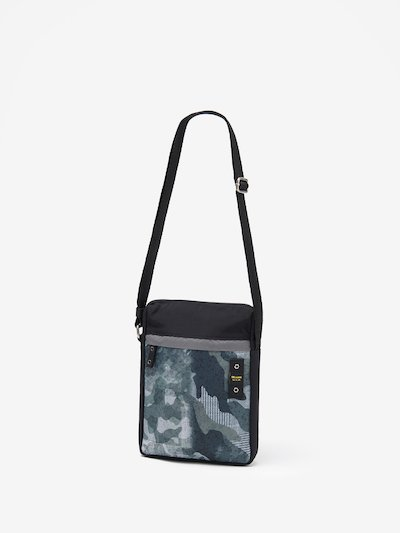 CAMOUFLAGE SHOULDER BAG