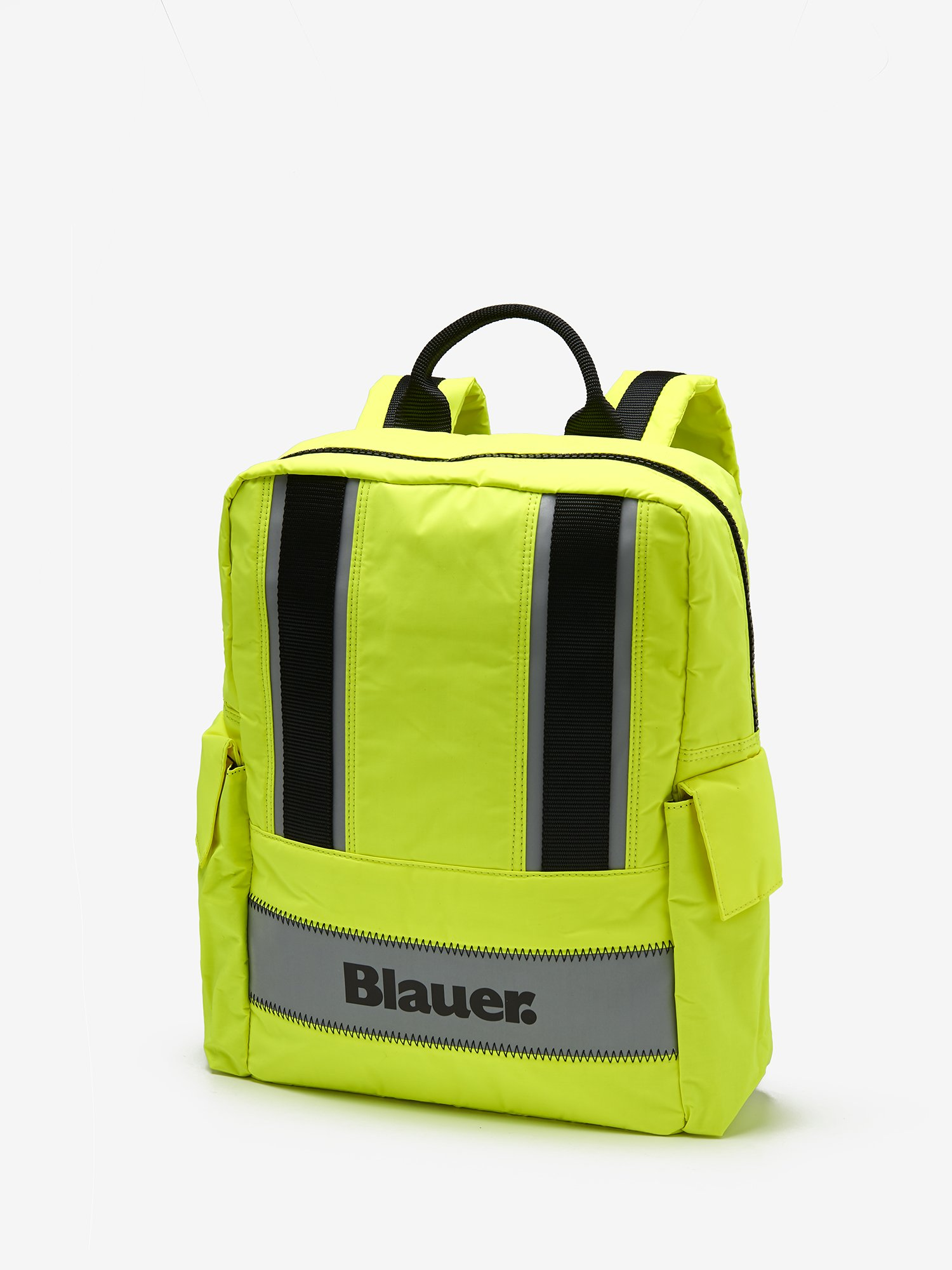 Blauer - HIGH VISIBILITY ACID BACKPACK - Mineral Yellow - Blauer