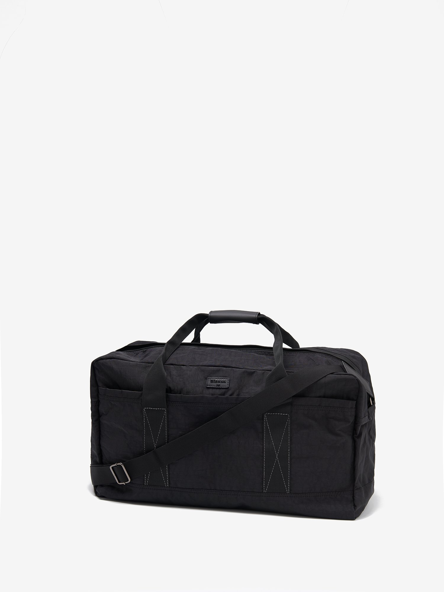 DUFFEL BAG WITH DETACHABLE SHOULDER STRAP - Blauer