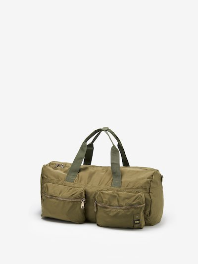 MILITARY BAG WITH POCKETS