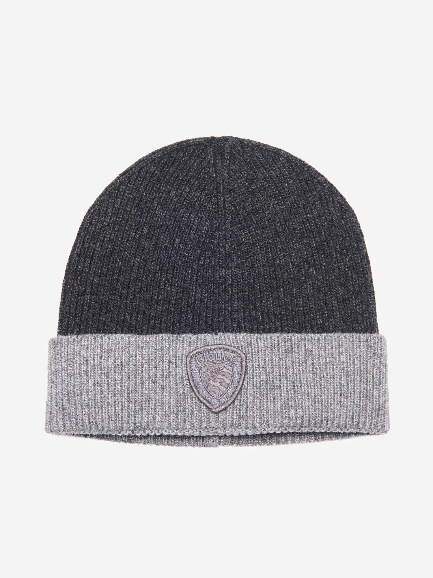 TWO-TONE CAP - Blauer