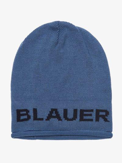 SOFT BLAUER CAP