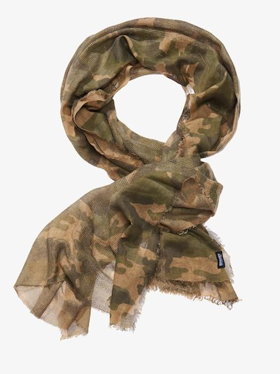 CAMOUFLAGE STOLE
