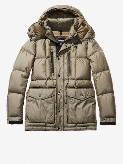 ANDREA RECYCLED DOWN COAT