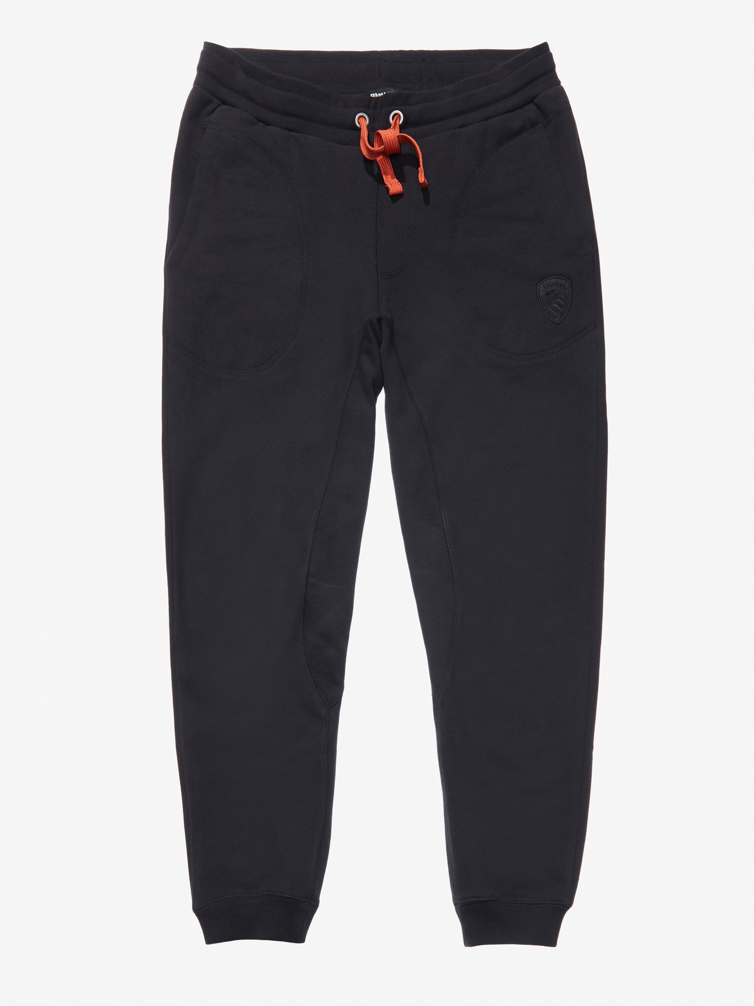 Blauer - HEAVY SWEATPANTS - Black - Blauer