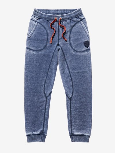 PANTALONE IN FELPA BURNOUT