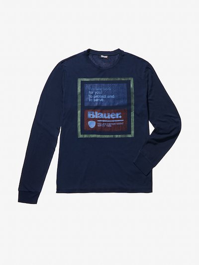 PROTECT AND SERVE SWEATER