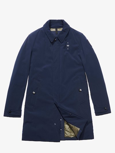 LORIS PADDED RAINCOAT