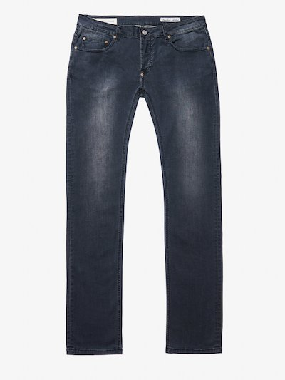 BLACK STONE WASHED DENIM