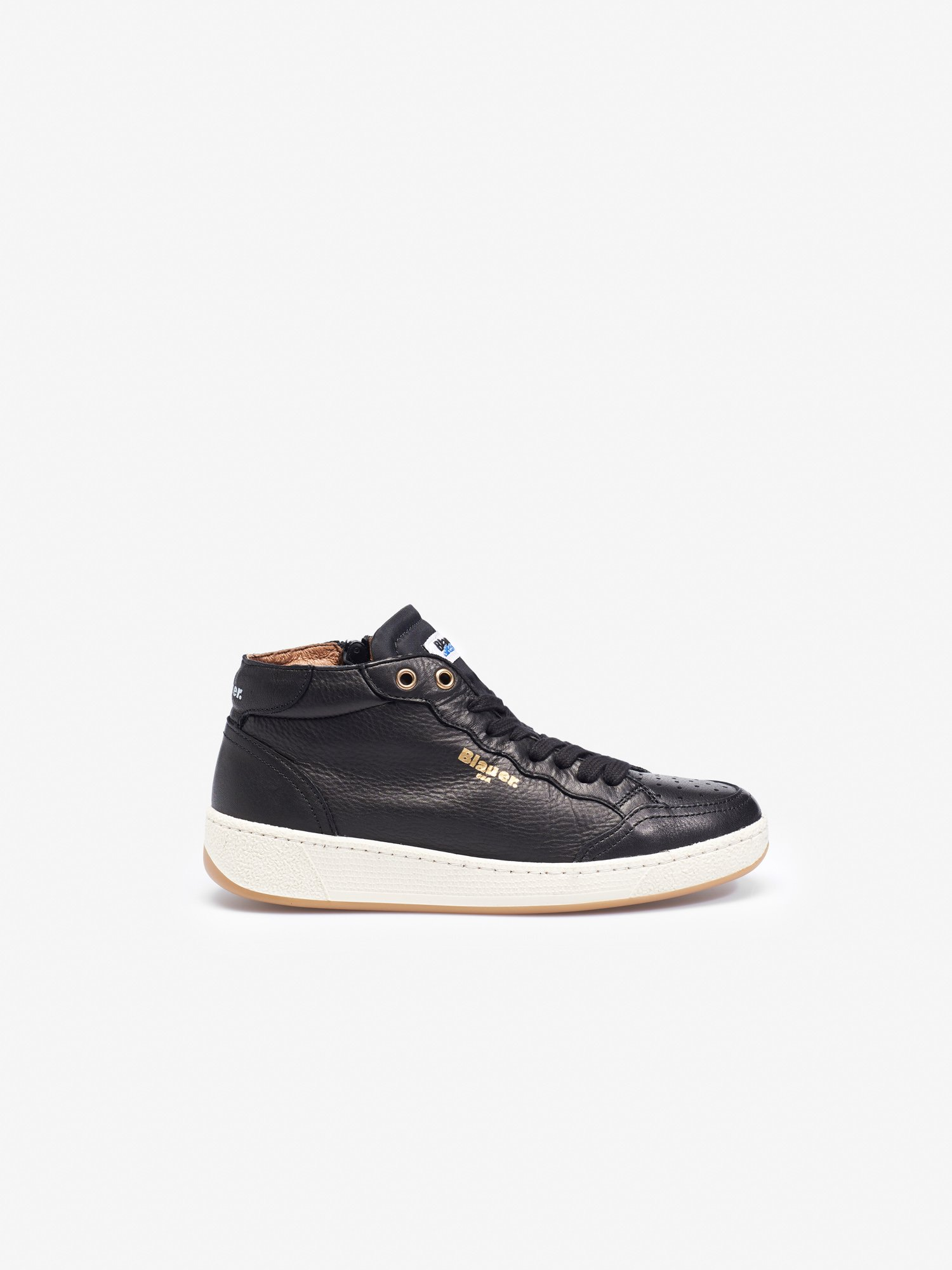 OLYMPIA HIGH-TOP TRAINERS - Blauer