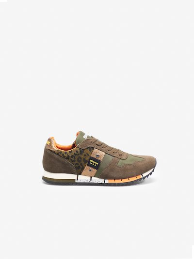 MELROSE ANIMALIER SNEAKER LOW