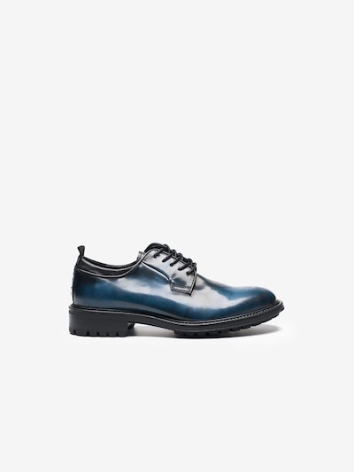 CHAUSSURES OXFORD EN CUIR ULTRA-BRILLANT