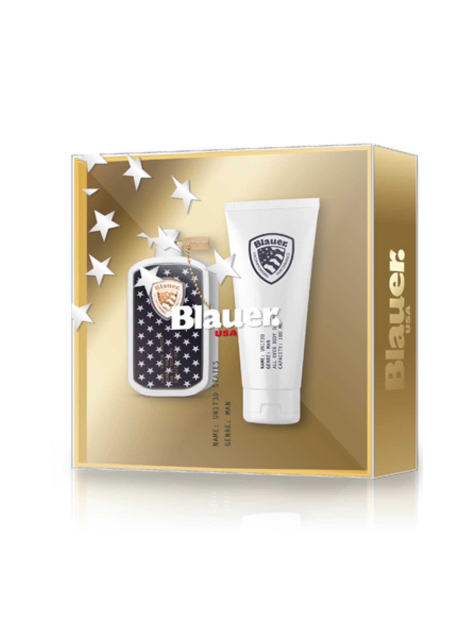 BLAUER STATES COFFRET FOR MAN - Blauer