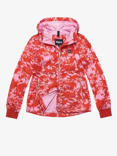 WRIGHT FLORAL CAMOUFLAGE JACKET