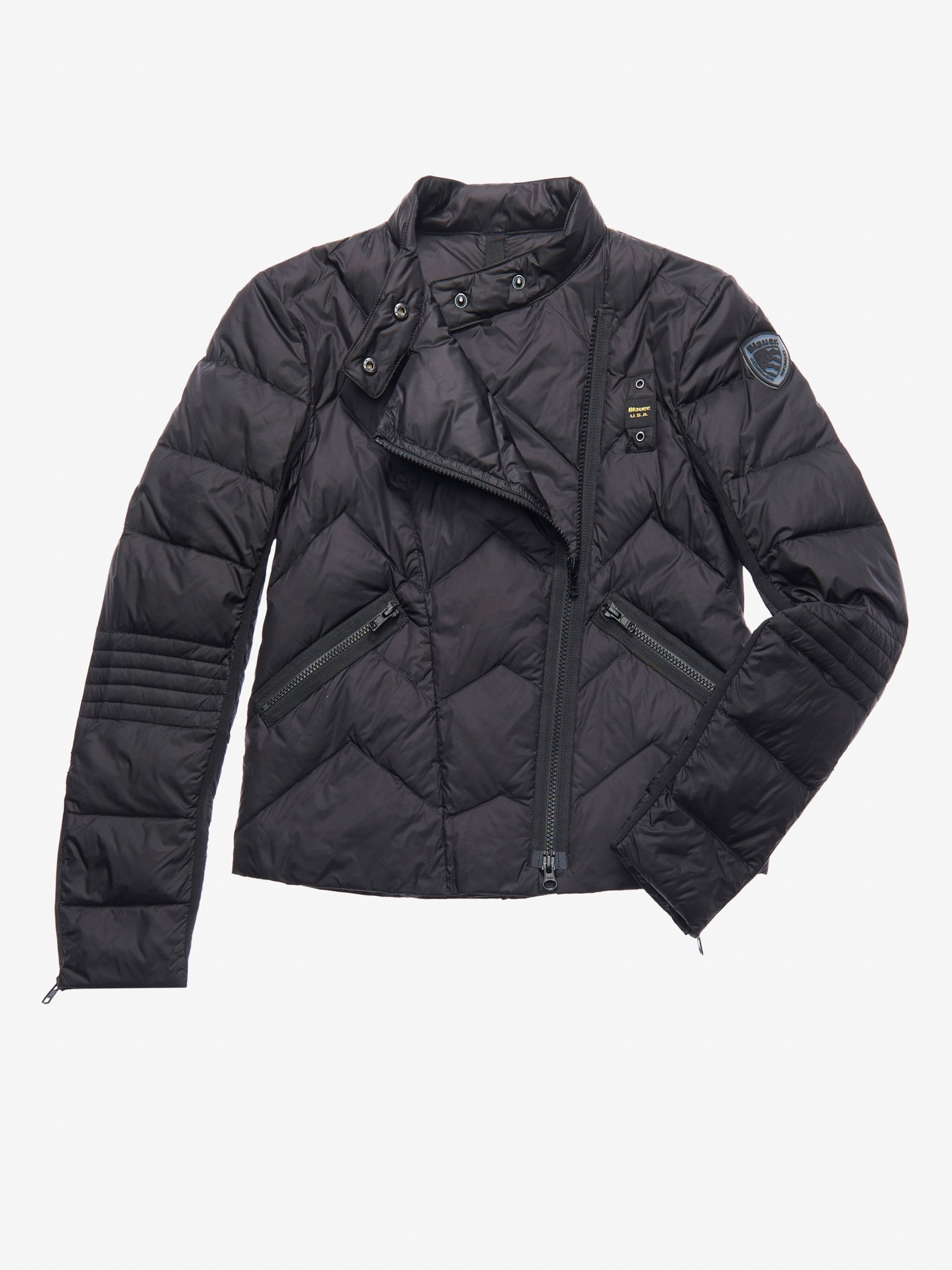 COOPER 60 GR SHORT DOWN JACKET - Blauer