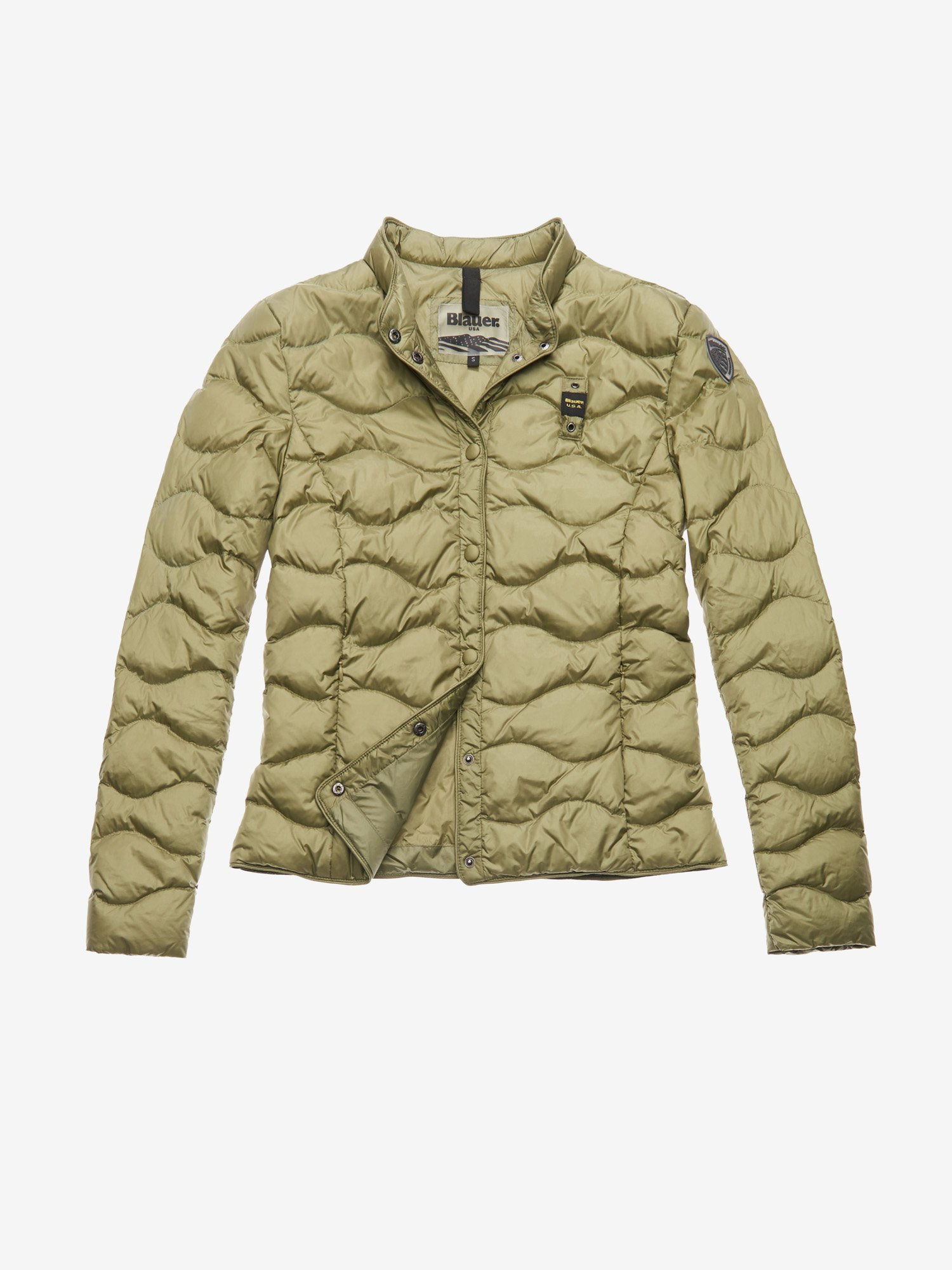 COX 100 GR WAVE-QUILTED DOWN JACKET - Blauer