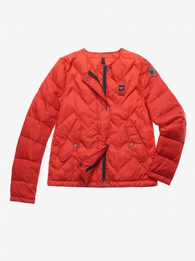 BROOKS ZIG ZAG DOWN JACKET