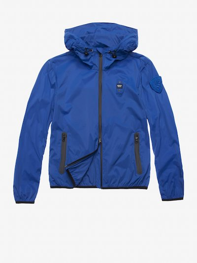 ROSS STRETCH NYLON JACKET