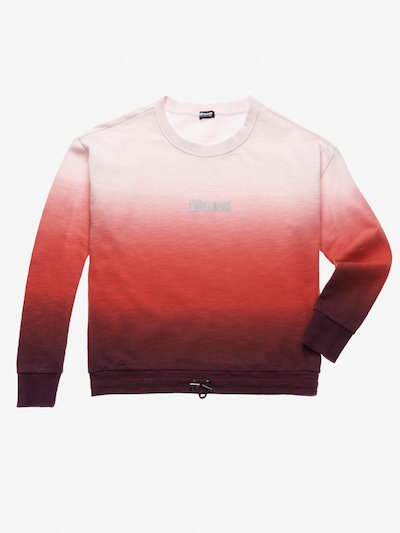 SHADED CREW NECK SWEATSHIRT
