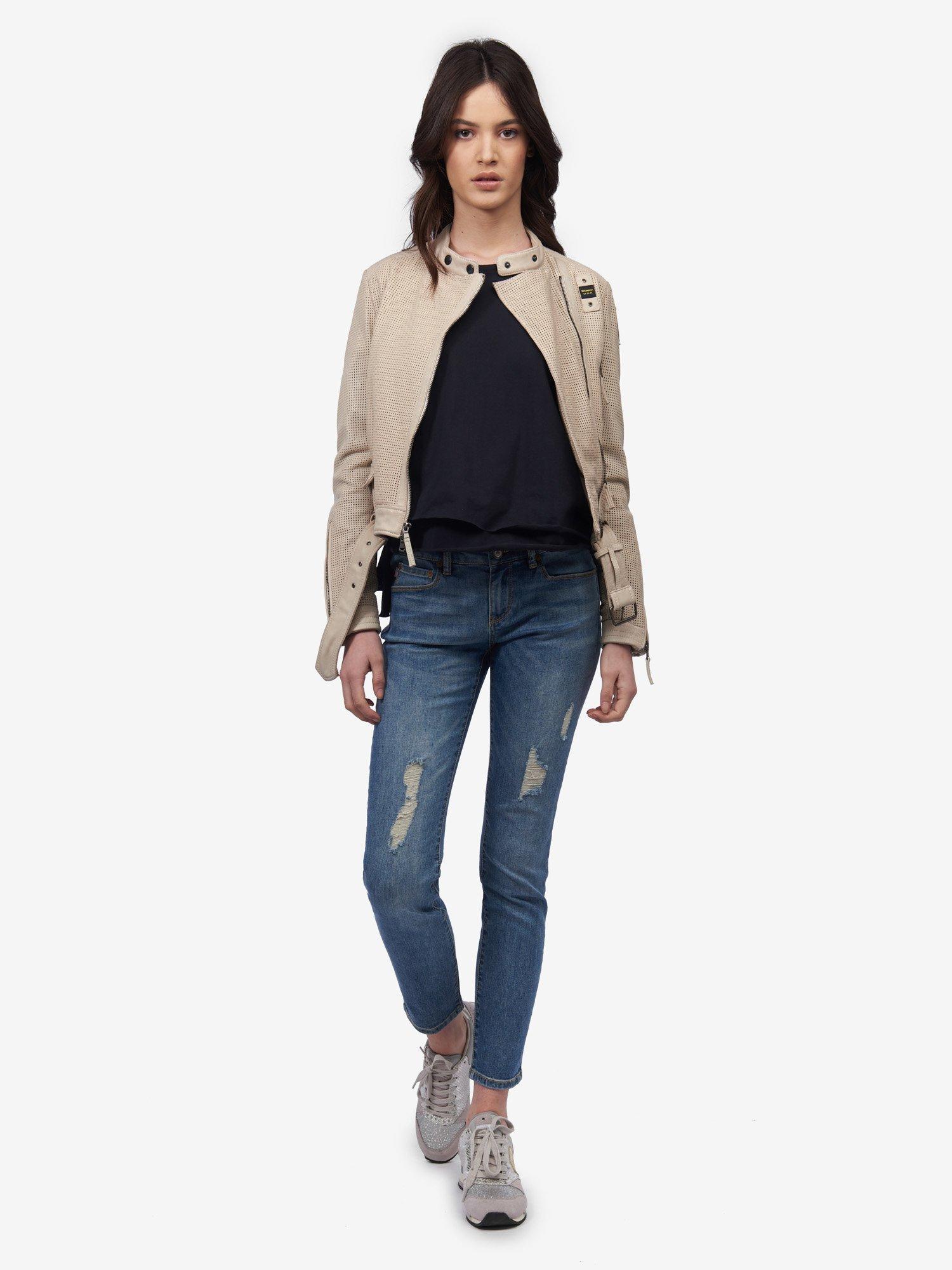 59011b6cca21 Blauer ® Donna - Acquista online la Collezione Donna | Blauer USA