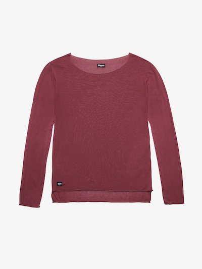 PULL COL ROND POUR FEMME AMPLE