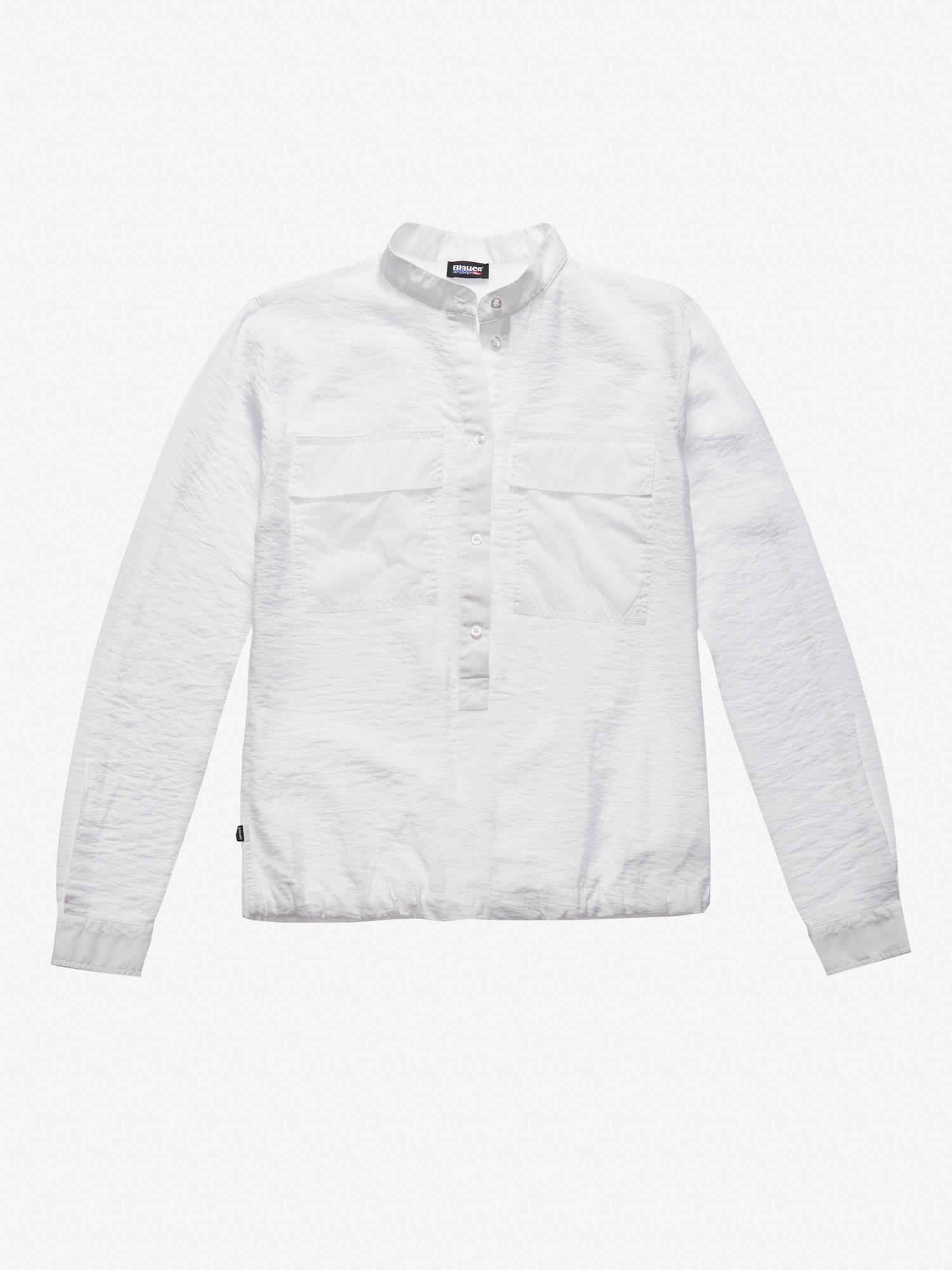 SHIRT WITH TWO POCKETS - Blauer