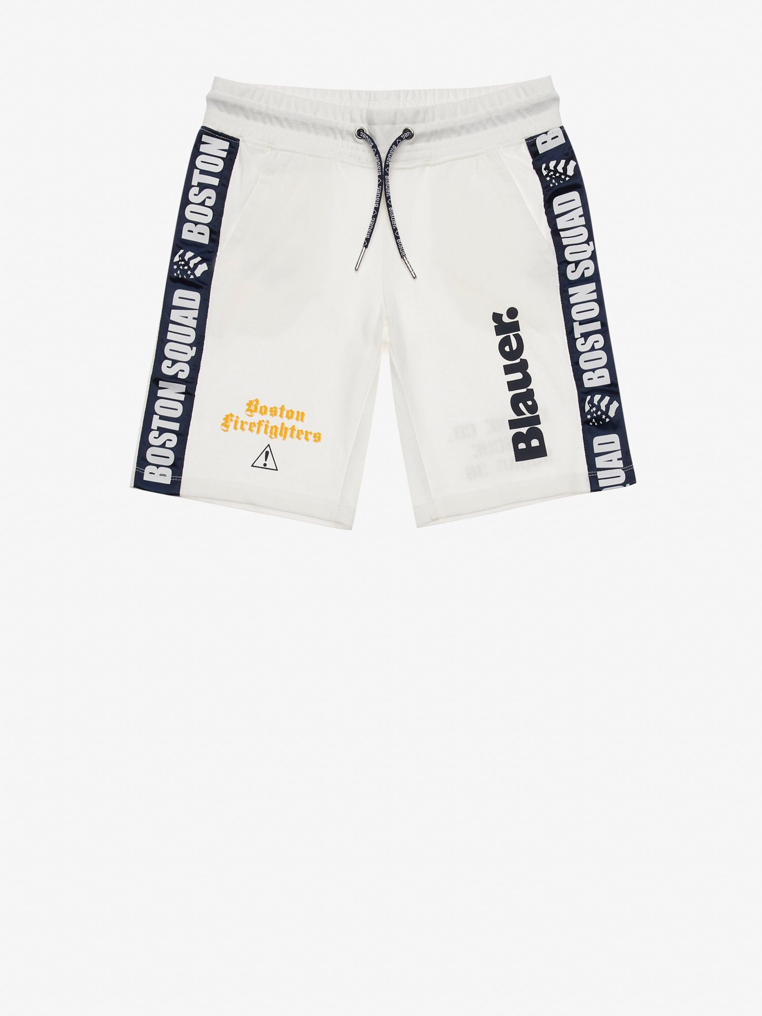 PANTALÓN CORTO JUNIOR BOSTON SQUAD - Blauer