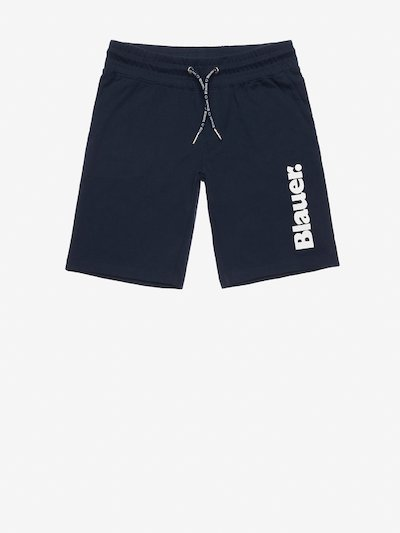 JUNIOR BLAUER FLEECE SHORTS