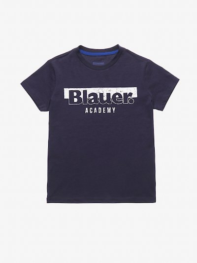 CAMISETA JUNIOR BLAUER ACADEMY