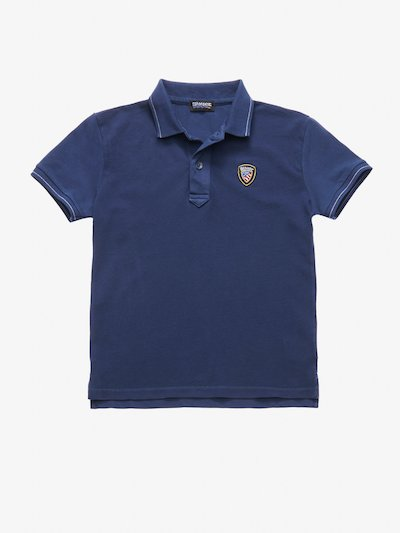POLO JUNIOR MANCHES COURTES