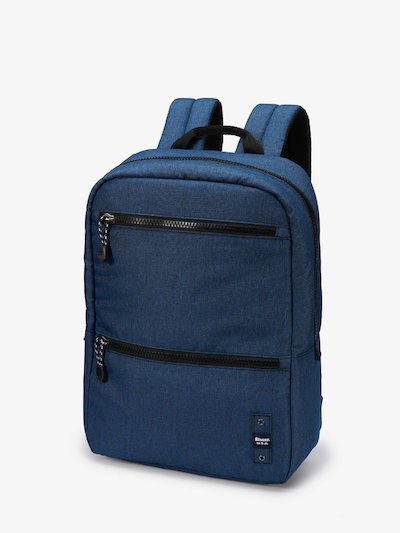 TWO-POCKET BACKPACK