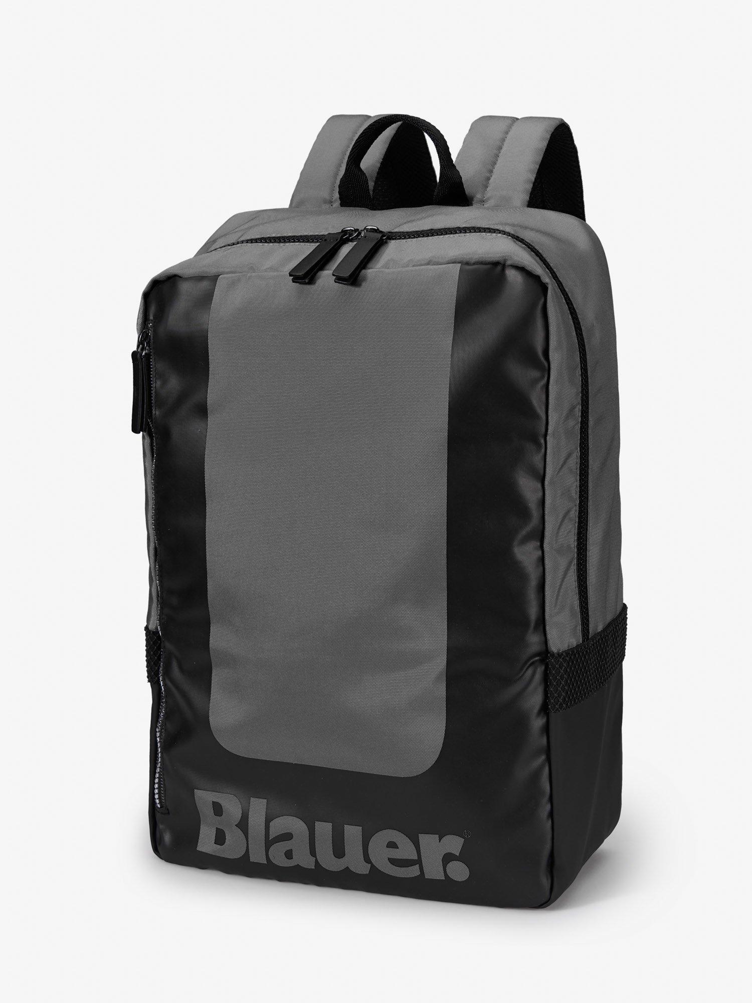 Blauer - ULTRA-LIGHTWEIGHT BACKPACK - Grey Metal - Blauer