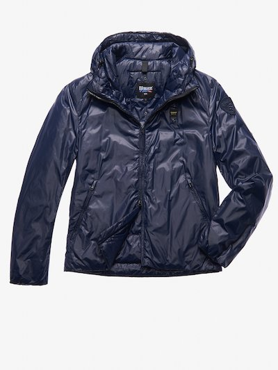 WALKER SMOOTH NYLON PADDED JACKET