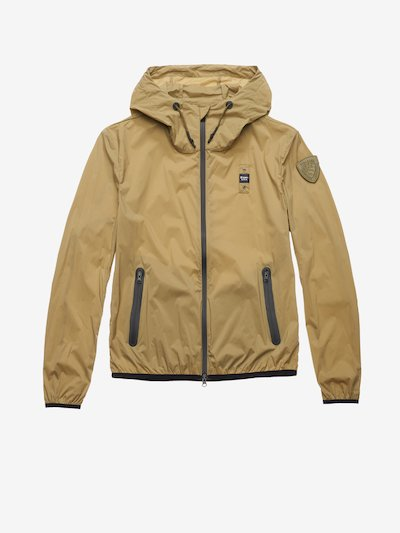 BAKER STRETCH NYLON JACKET