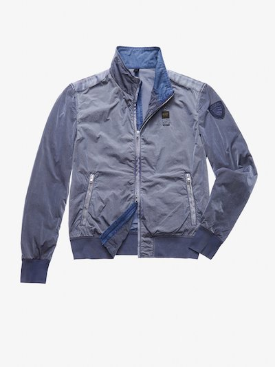 CARTER NYLON COTTON BOMBER-STYLE JACKET