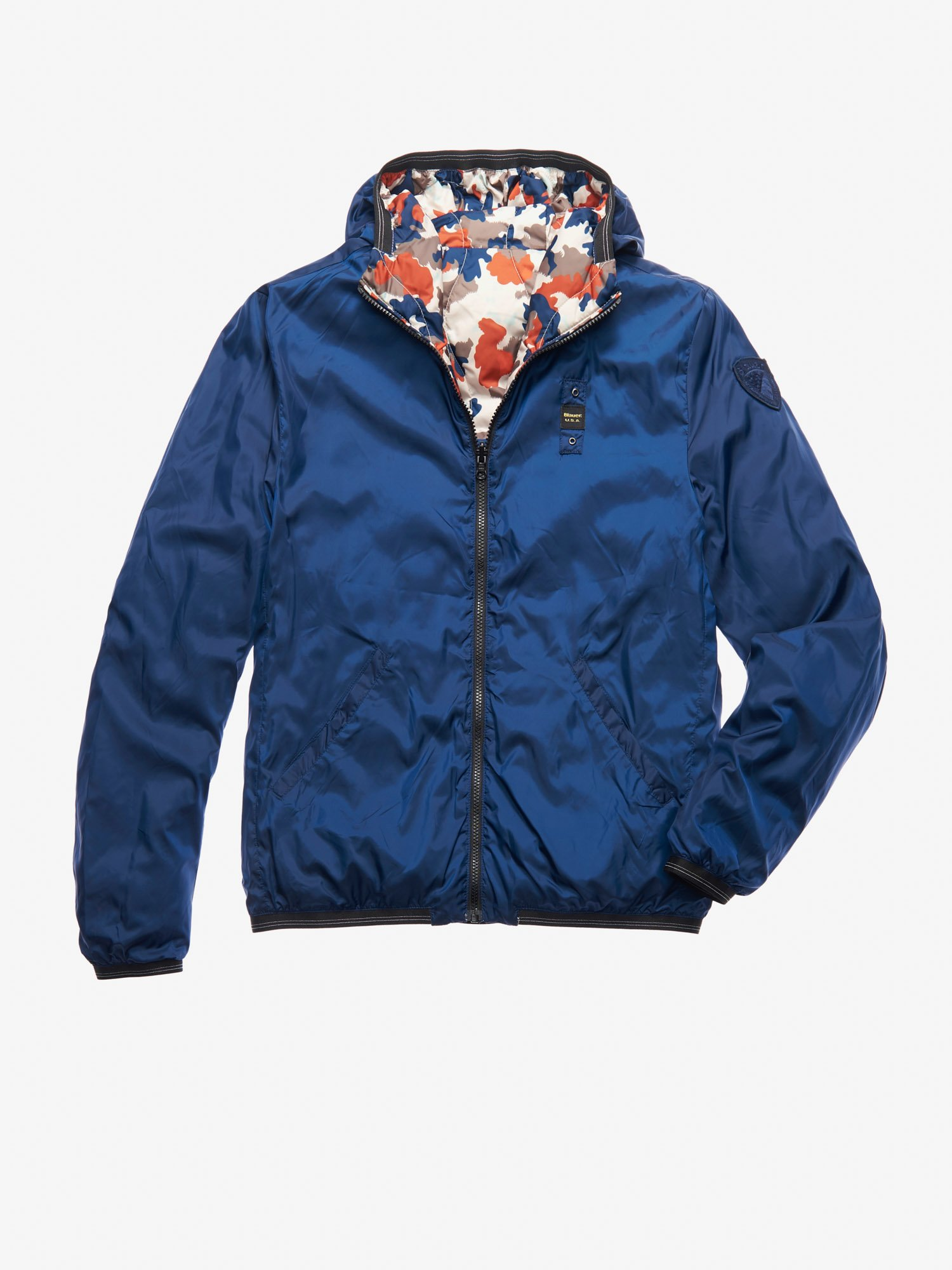 PHILLIPS REVERSIBLE JACKET - Blauer