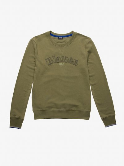 SWEAT COL ROND STYLE ACADEMY