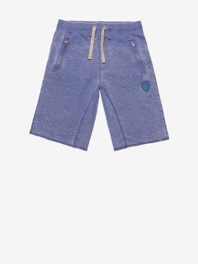 BURNOUT FLEECE SHORTS