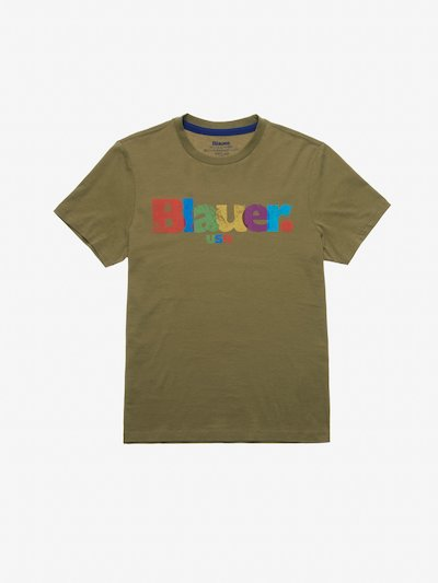T-SHIRT IMPRESSION MULTI-COULEURS