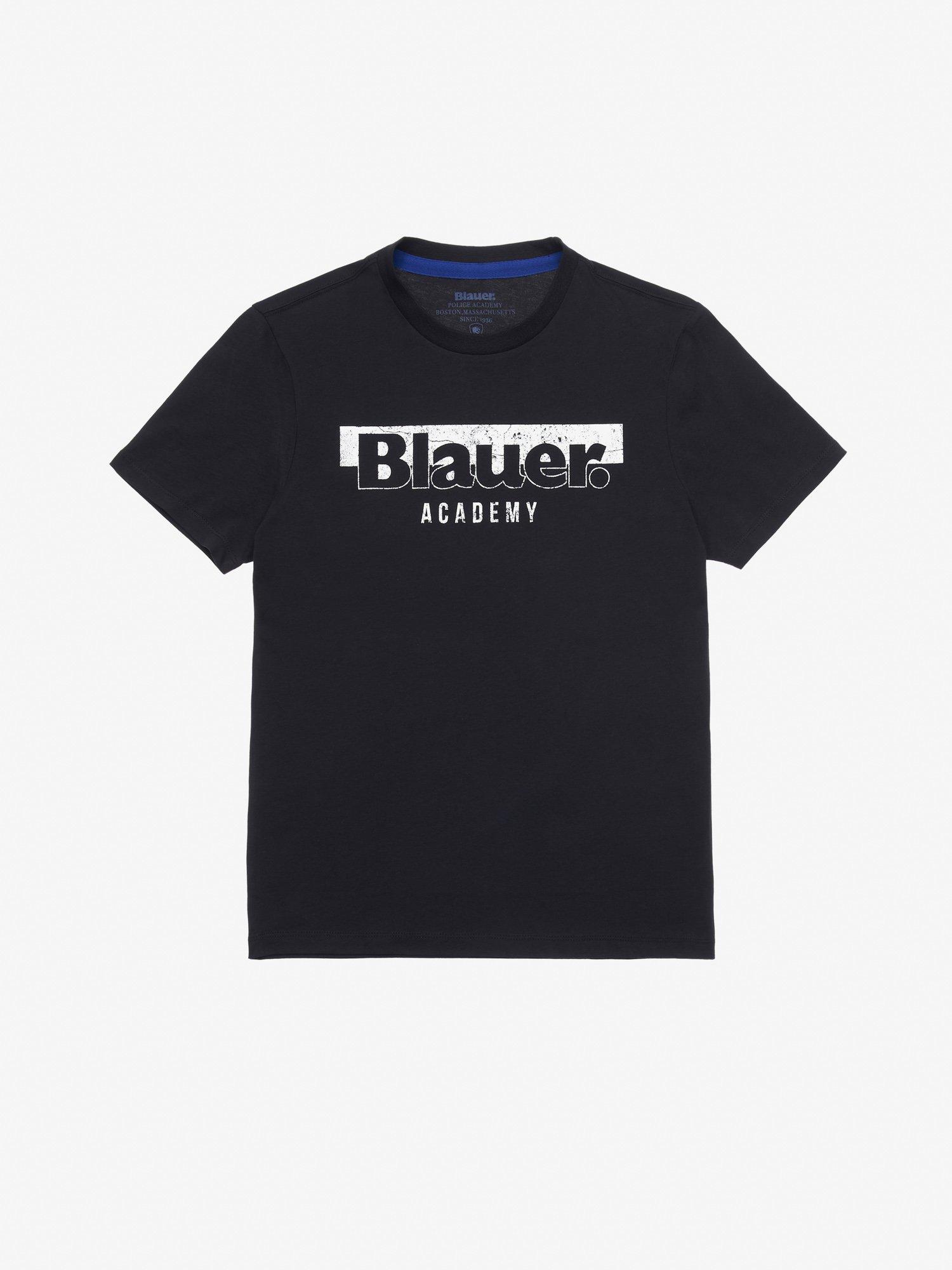 T-SHIRT BLAUER ACADEMY - Blauer