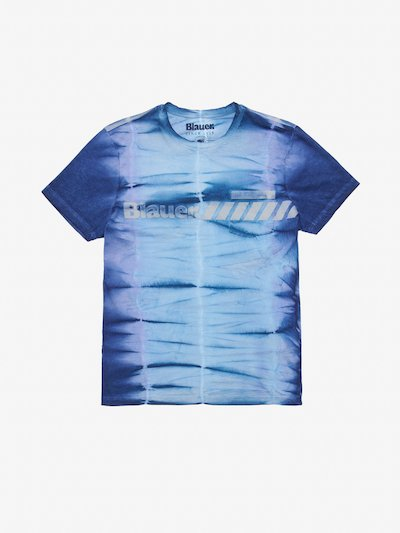 T-SHIRT HERREN TIE AND DYE
