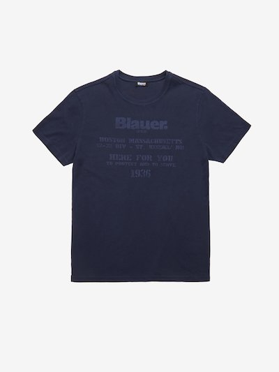 T-SHIRT PROTECT AND SERVE