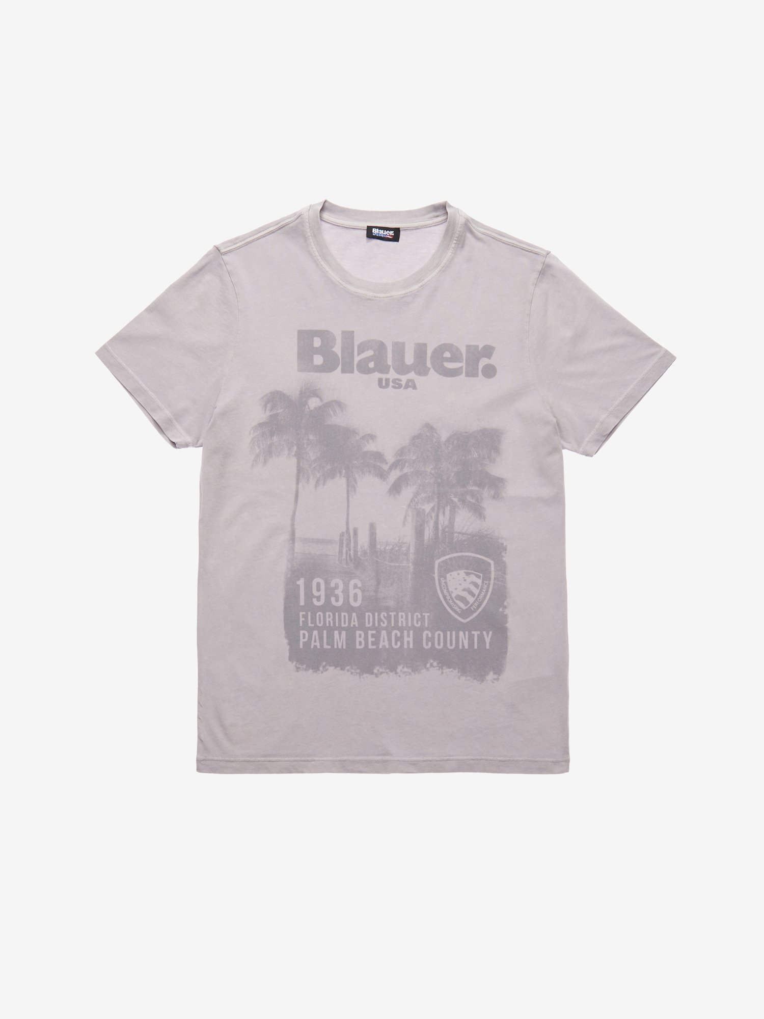 PALM BEACH COUNTY T-SHIRT - Blauer