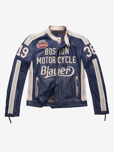 BIKER LEDERJACKE MOTORCYCLE THOMAS